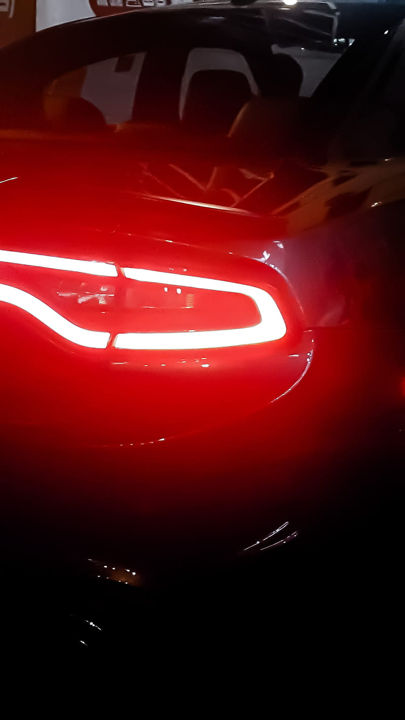 Used Tail Light For Dodge